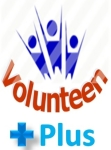 Volunteen Plus Logo